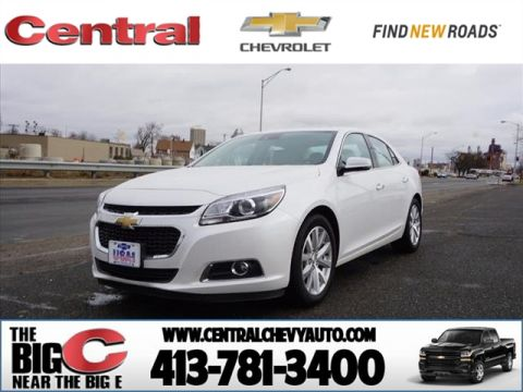 Pre-Owned 2015 Chevrolet Malibu LTZ FWD LTZ 4dr Sedan w/1LZ