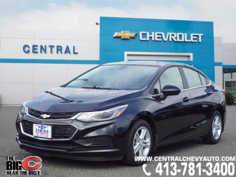 Pre-Owned 2016 Chevrolet Cruze LT Auto FWD LT Auto 4dr Sedan w/1SD
