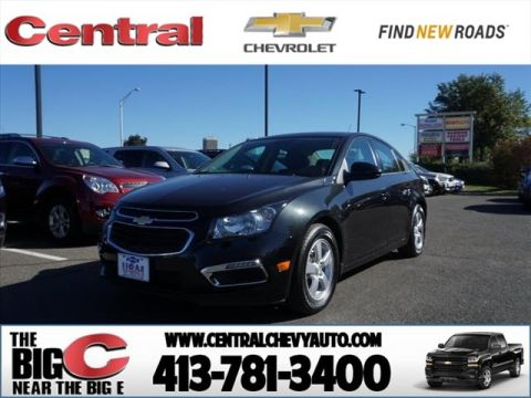 Pre-Owned 2016 Chevrolet Cruze Limited 1LT Auto FWD 1LT Auto 4dr Sedan w/1SD