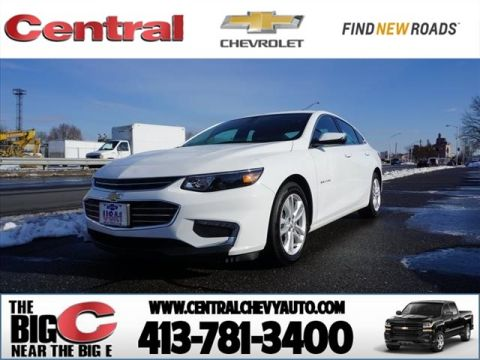 Pre-Owned 2016 Chevrolet Malibu LT FWD LT 4dr Sedan w/1LT