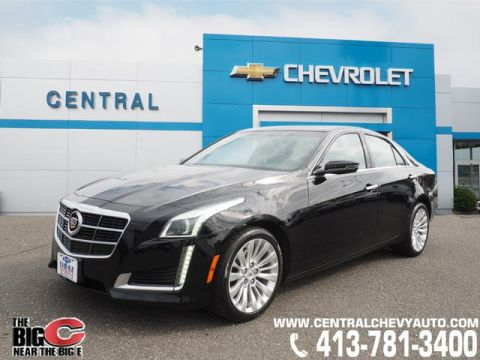 Pre-Owned 2014 Cadillac CTS 2.0T Luxury Collection AWD
