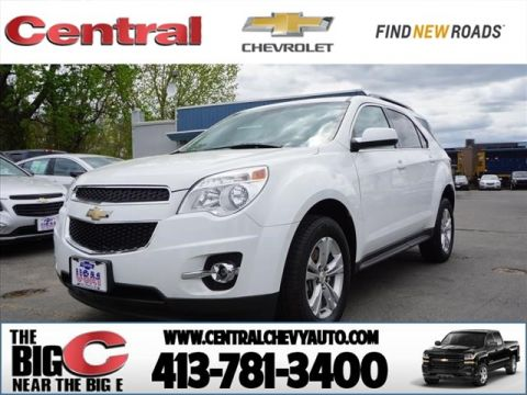 Pre-Owned 2014 Chevrolet Equinox LT AWD