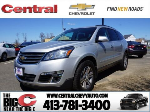 Pre-Owned 2016 Chevrolet Traverse LT FWD LT 4dr SUV w/1LT