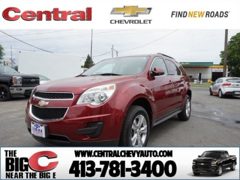 Pre-Owned 2011 Chevrolet Equinox LT FWD LT 4dr SUV w/1LT