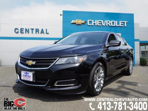 Pre-Owned 2015 Chevrolet Impala LS FWD LS 4dr Sedan