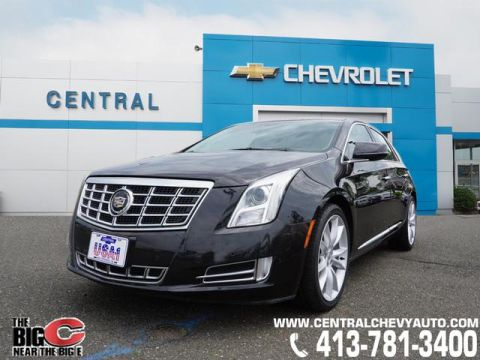 Pre-Owned 2014 Cadillac XTS Premium Collection AWD