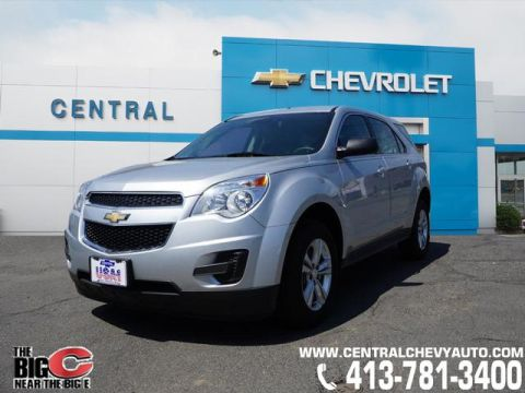 Pre-Owned 2015 Chevrolet Equinox LS FWD LS 4dr SUV