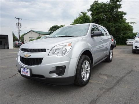 Pre-Owned 2014 Chevrolet Equinox LS FWD LS 4dr SUV