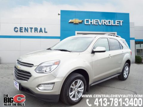 Pre-Owned 2016 Chevrolet Equinox LT FWD LT 4dr SUV
