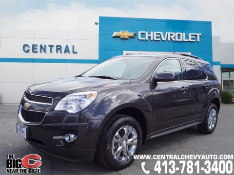 Pre-Owned 2015 Chevrolet Equinox LT AWD