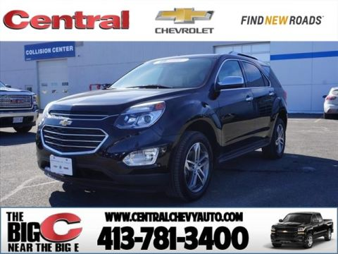 Certified Pre-Owned 2017 Chevrolet Equinox Premier AWD