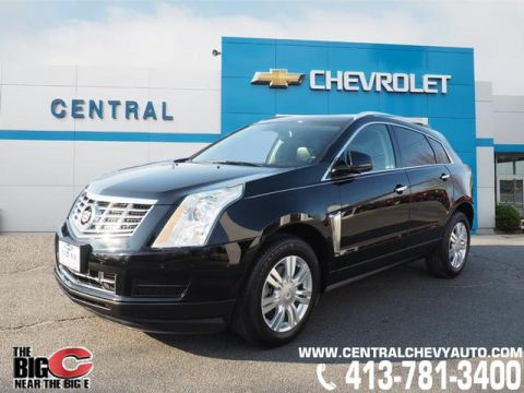 Pre-Owned 2014 Cadillac SRX Luxury Collection AWD