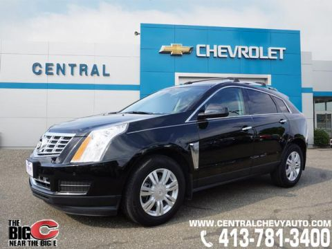 Pre-Owned 2016 Cadillac SRX Luxury Collection AWD