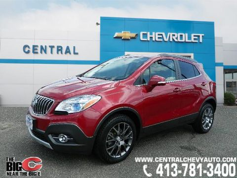 Pre-Owned 2016 Buick Encore Sport Touring AWD