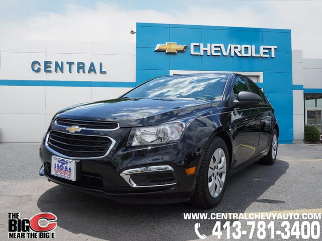 Pre-Owned 2016 Chevrolet Cruze Limited LS Manual