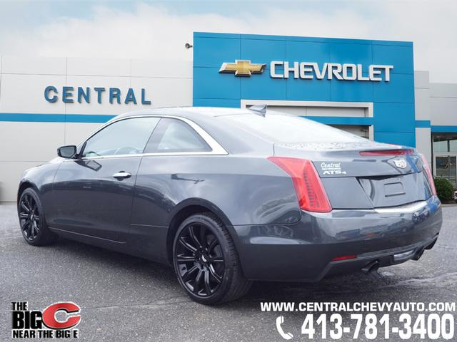 Pre Owned 2016 Cadillac Ats 2 0t Awd 2 0t 2dr Coupe In West