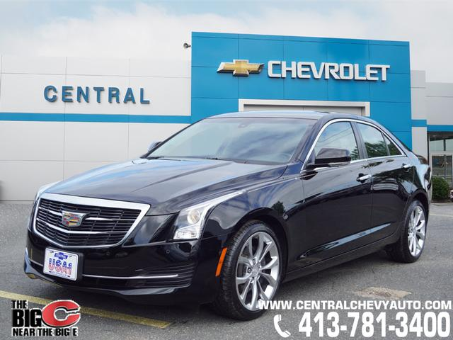 Pre Owned 2015 Cadillac Ats 2 0t Luxury Awd 2 0t Luxury 4dr Sedan In