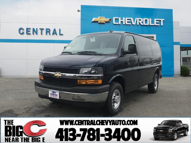 New 2020 Chevrolet Express Cargo 2500