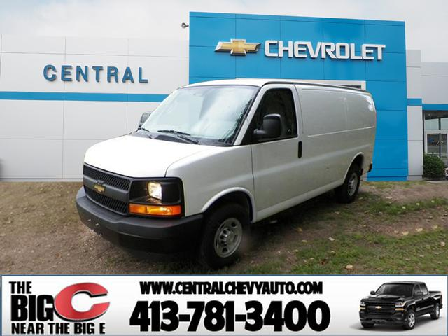 New 2019 Chevrolet Express Cargo 2500