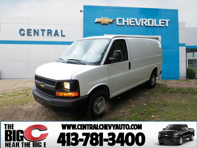 New 2020 Chevrolet Express Cargo 3500