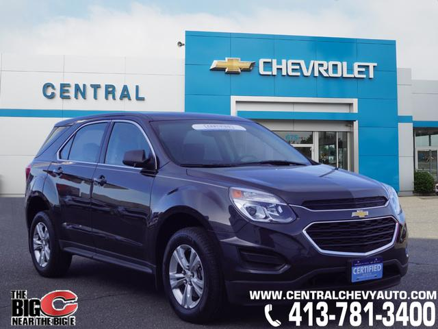 Certified Pre Owned 2016 Chevrolet Equinox Ls
