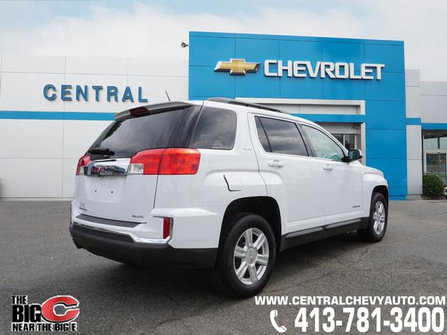 Pre Owned 2016 Gmc Terrain Sle 2 Awd Sle 2 4dr Suv In West