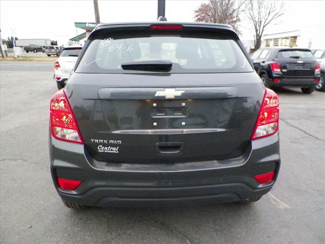 New 2019 Chevrolet Trax Ls Awd Ls 4dr Crossover In West Springfield