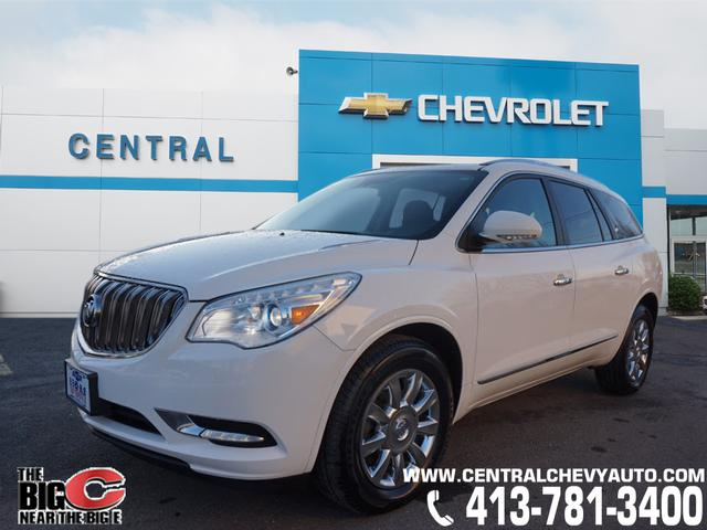 buick diminished enclave appraisal value car for