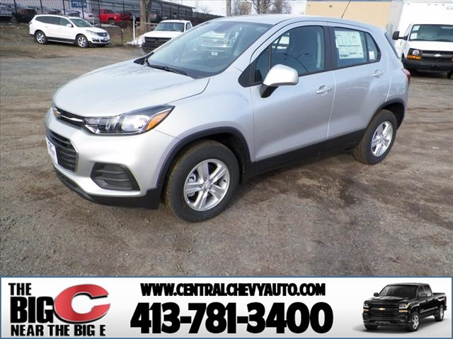 new 2017 chevrolet trax ls awd ls 4dr crossover w 1ls in west springfield 5192 central chevrolet. Black Bedroom Furniture Sets. Home Design Ideas