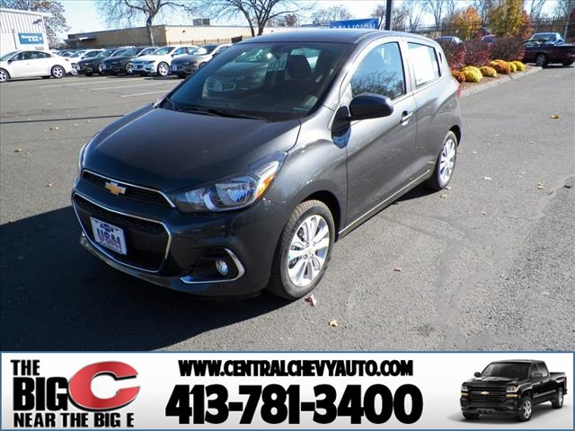 new 2017 chevrolet spark 1lt cvt 1lt cvt 4dr hatchback in west springfield 4834 central chevrolet. Black Bedroom Furniture Sets. Home Design Ideas