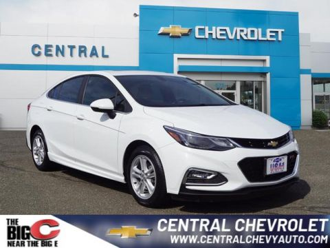 Looking For A New Ride? | Central Chevrolet