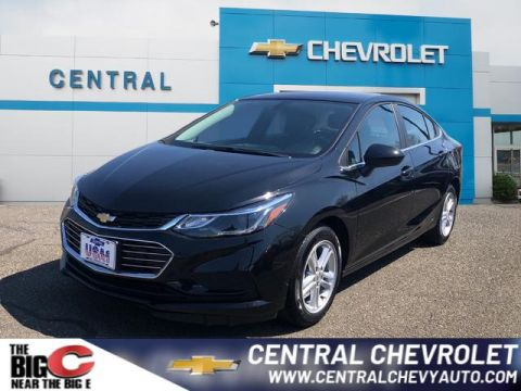 Pre-Owned 2017 Chevrolet Cruze LT Diesel Auto
