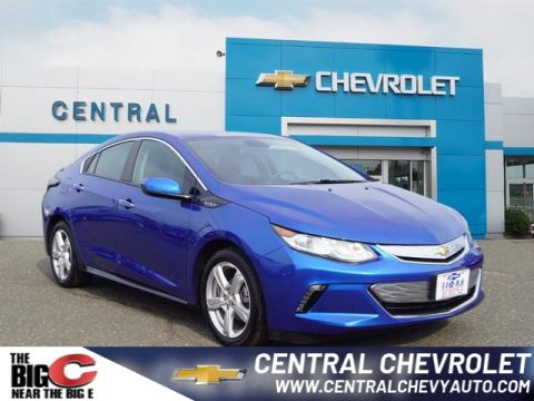 Pre-Owned 2017 Chevrolet Volt LT FWD LT 4dr Hatchback