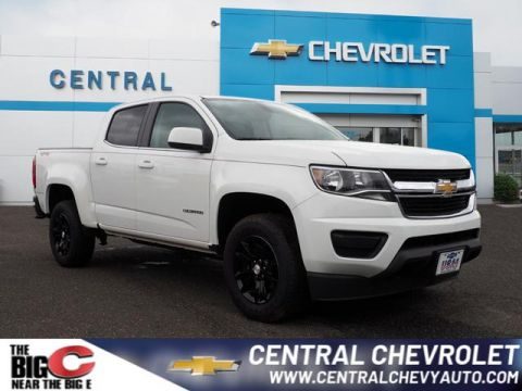 Pre-Owned 2019 Chevrolet Colorado LT 4WD