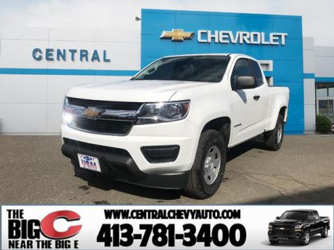 New Chevrolet Colorado in West Springfield | Central Chevrolet